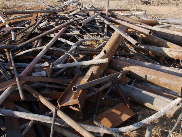 嘉兴废铁回收厂家