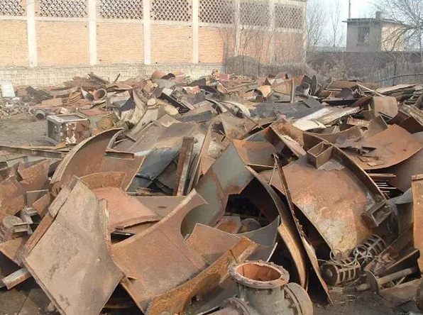 嘉兴废铁回收公司