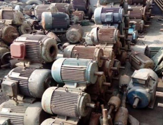 秀洲区电机回收